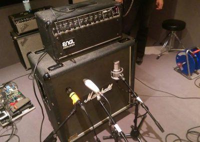 Worlds Last Boogie im Audio Production Service-Studio: Heute nehmen wir noch weitere Gitarrenspuren auf. Was bisher eingetütet wurde klingt bereits ungemixt schon verdammt fett! So soll´s weitergehen! Wir freuen uns ein Beinchen ab!!HAPPY WEEKEND!!